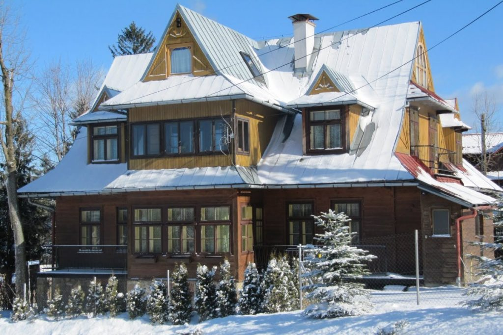 St. Stanislaw House accommodation in Zakopane
